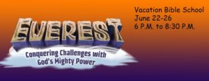 Picture of Everest VBS Logo