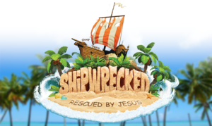 Logo Art for Shipwrecked VBS