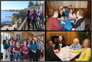 Pictures of Different Women's Ministry Events