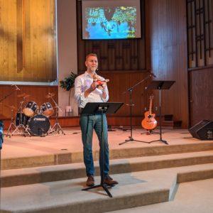 pastor nathan kingwood bible church message