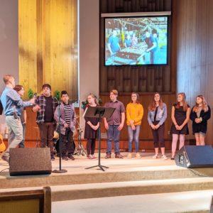 youth group kingwood bible church