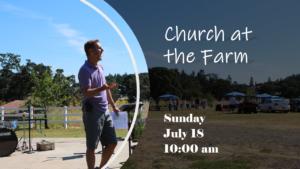 Church on the Farm July KBC