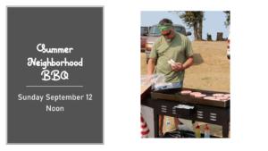 Kingwood Summer BBQ