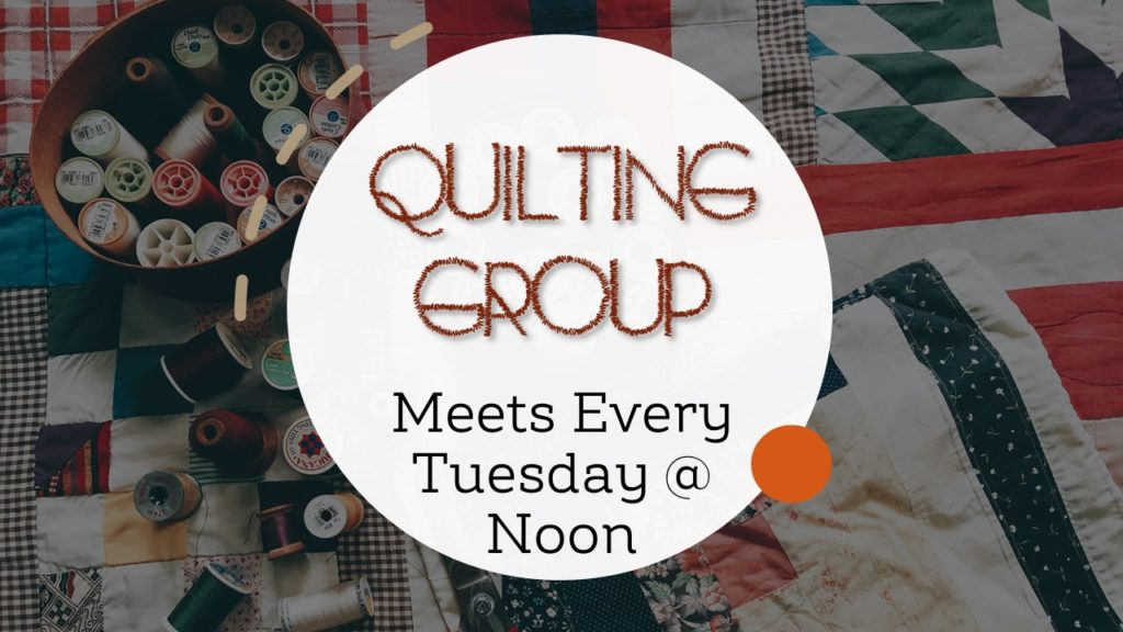 Quilt Group Kingwood Bible Church