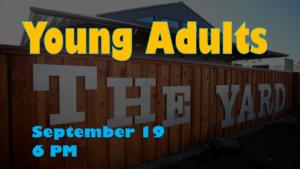 YA Sept Kingwood Bible Church